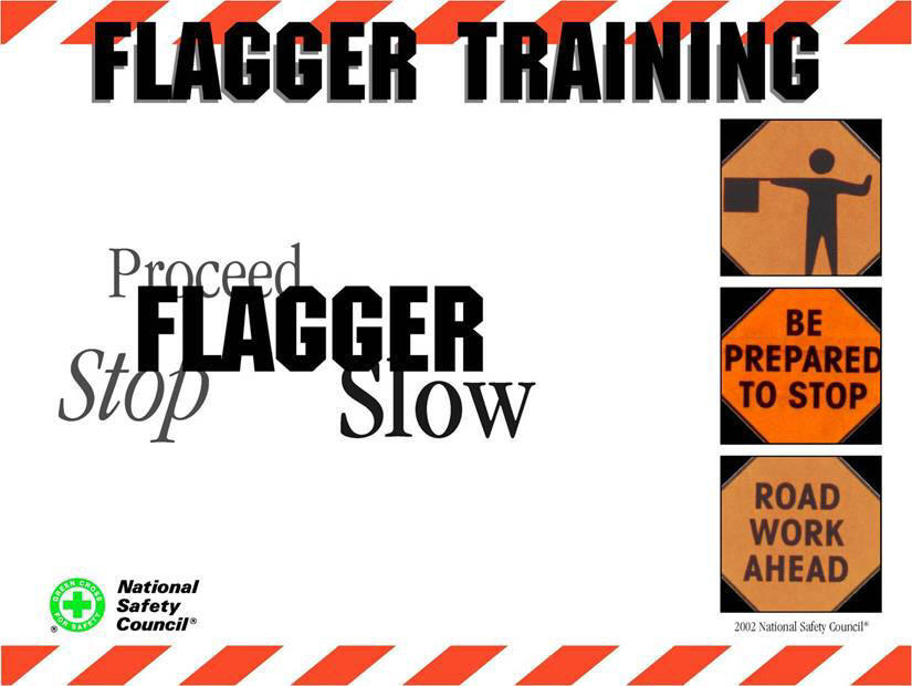 North Carolina Flagger Training Provides Safety In Work Zones From